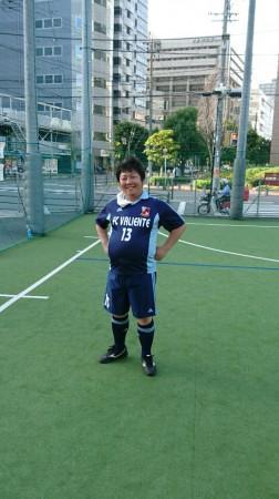 08元サッカープロプレーヤー並みの面影が・・・・・ない!