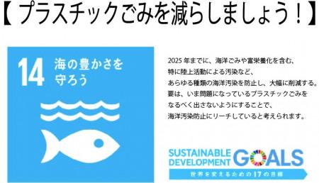 SDGs(14番)