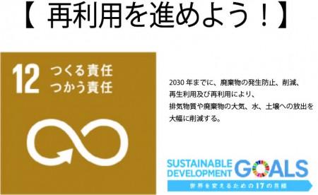 SDGs(12番)